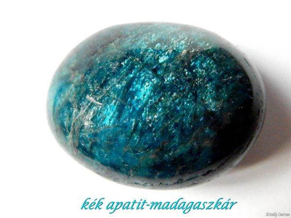 Kék apatit Madagaszkár