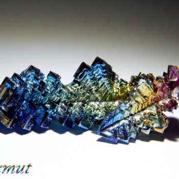 Bismuth grown crystals