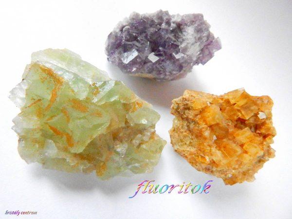 Fluorite colors