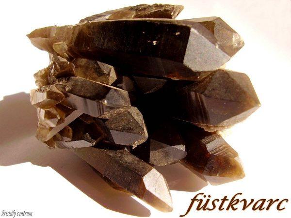 Smoky quartz- Ural, Russia
