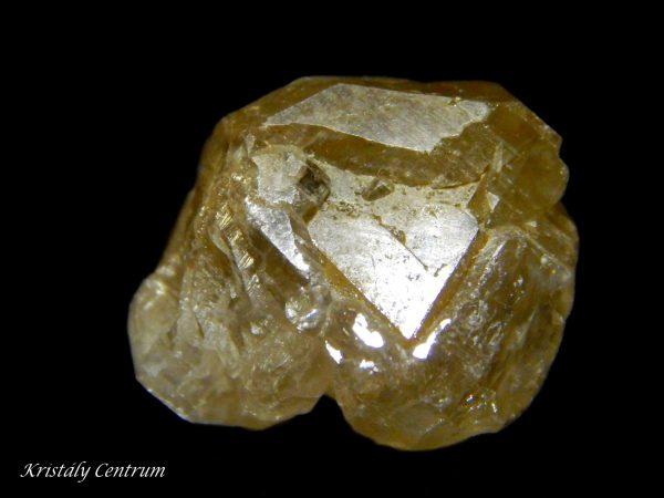 Cerussite crystal - Mibladen, Morocco