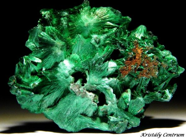 Malachite - D. R. of the Congo