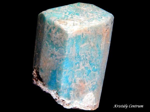 Amazonit crystal - Taquaral, It inga , Minas Ge rais, Brazil