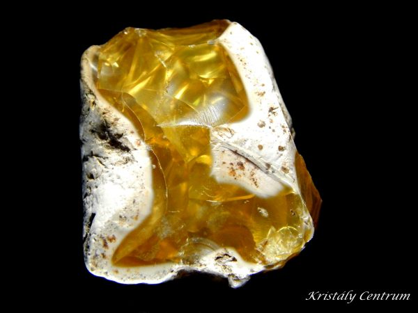 Honey opal - Telkibánya, Hungary