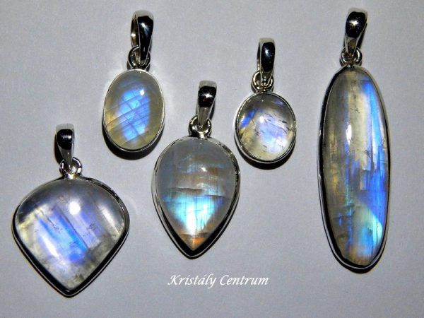 Moonstone pendants - India