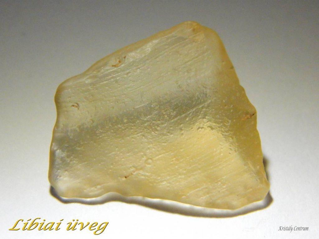Libyan Desert Glass (LDG)