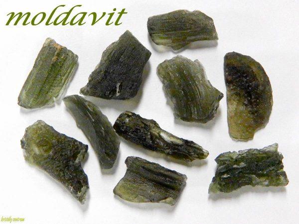 Moldavite - Czech Republic