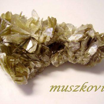 Muszkovit - Ásványlexikon - Kristálycentrum