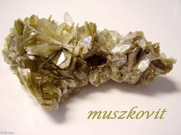 Muscovite - Brazil