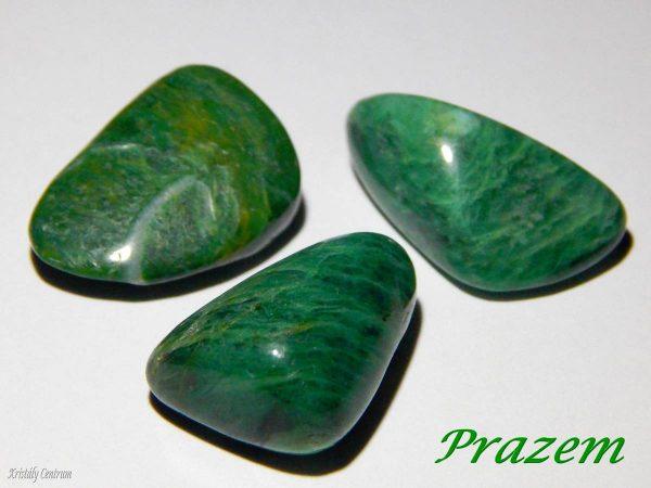 Prase - tumbled stones