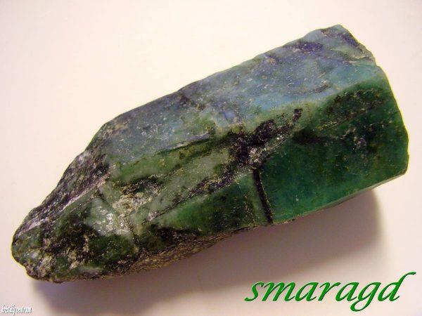 Smaragd - Brazília