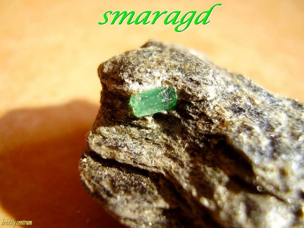 Smaragd - Habachtal, Ausztria