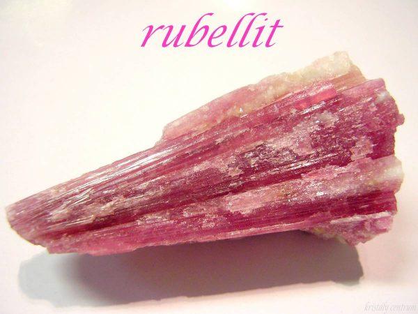 Rubellite (tourmaline) - Minas Gerais, Brazil